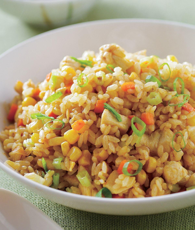食譜:咖哩玉米雞粒炒飯