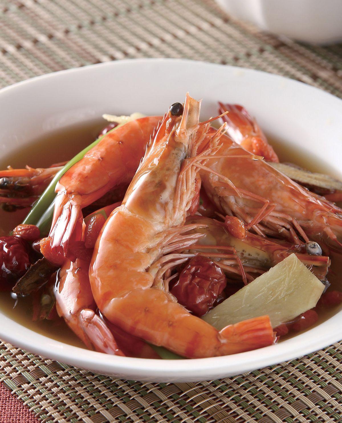 食譜:紹興醉蝦(6)