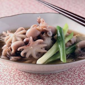 小章魚甘煮