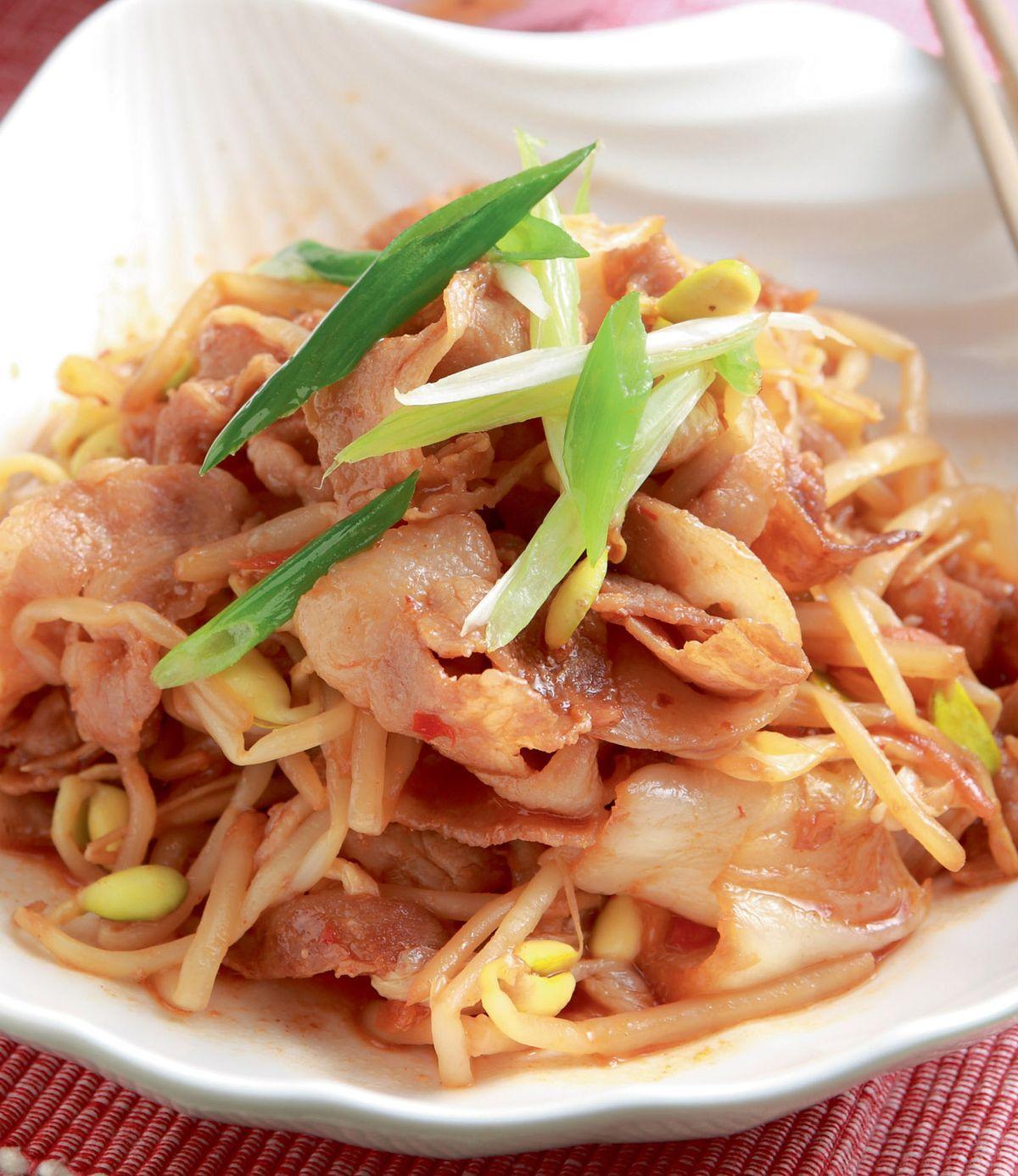 食譜:豬肉燒泡菜