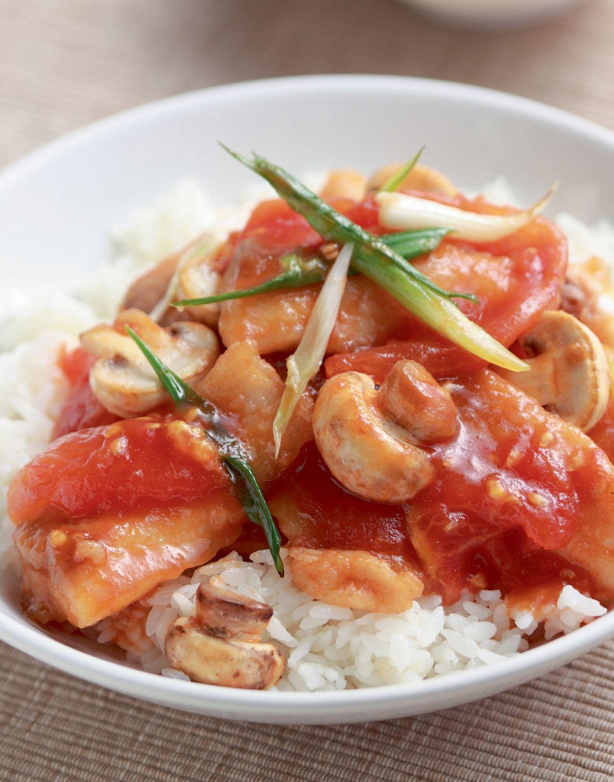 食譜:醋溜魚片(4)