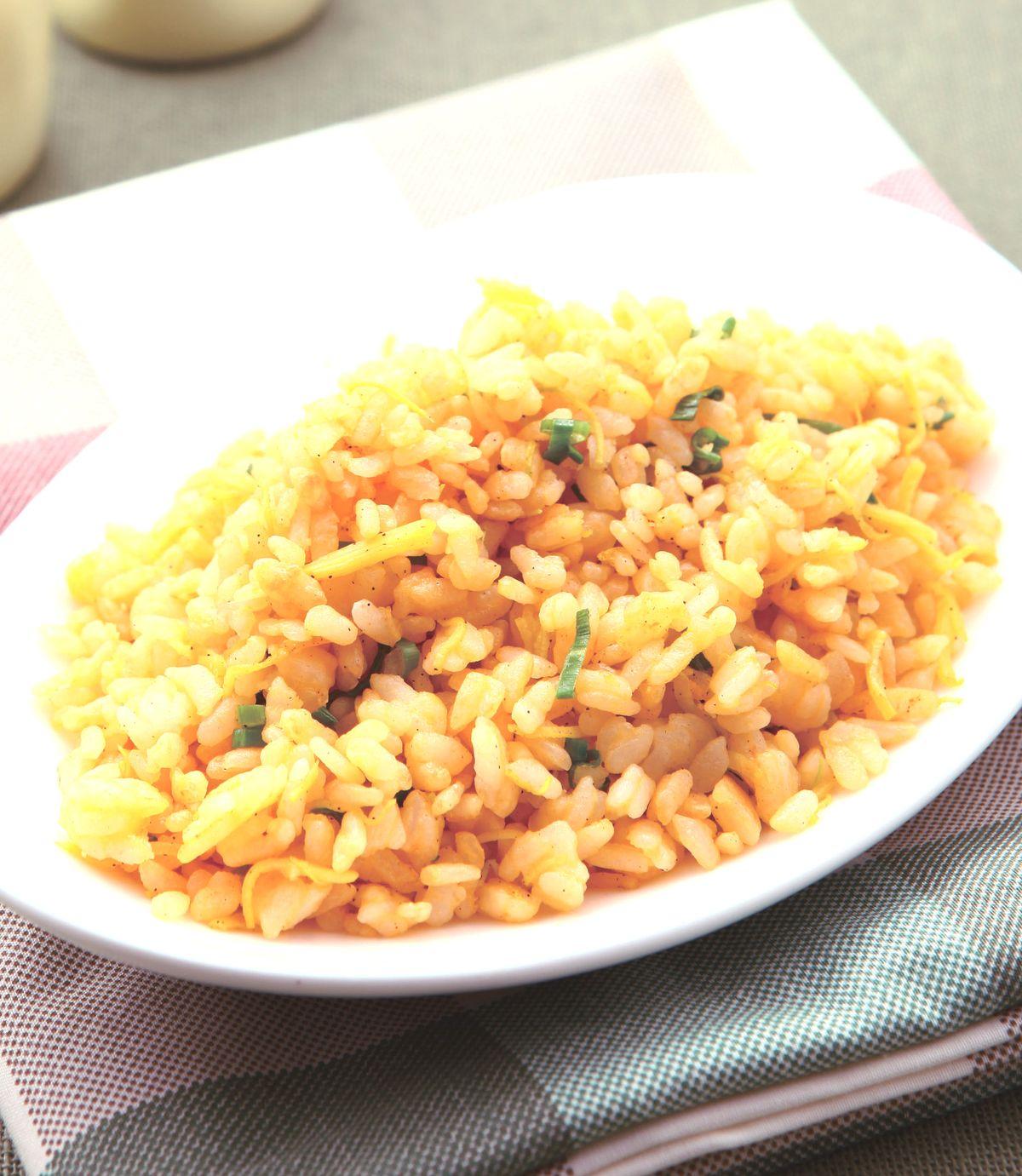 食譜:黃金炒飯(1)