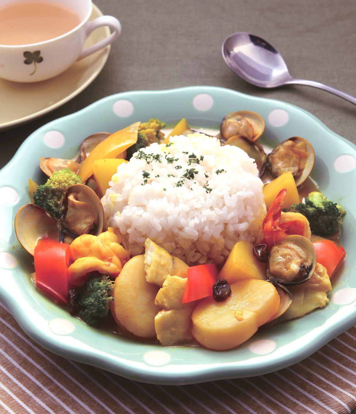 食譜:葡式燴飯(1)