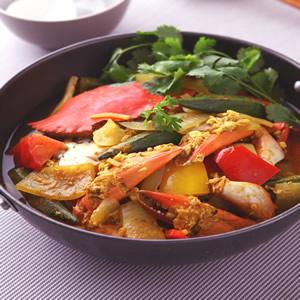 咖哩螃蟹(3)