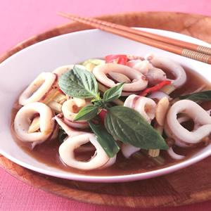 芹菜炒花枝(1)