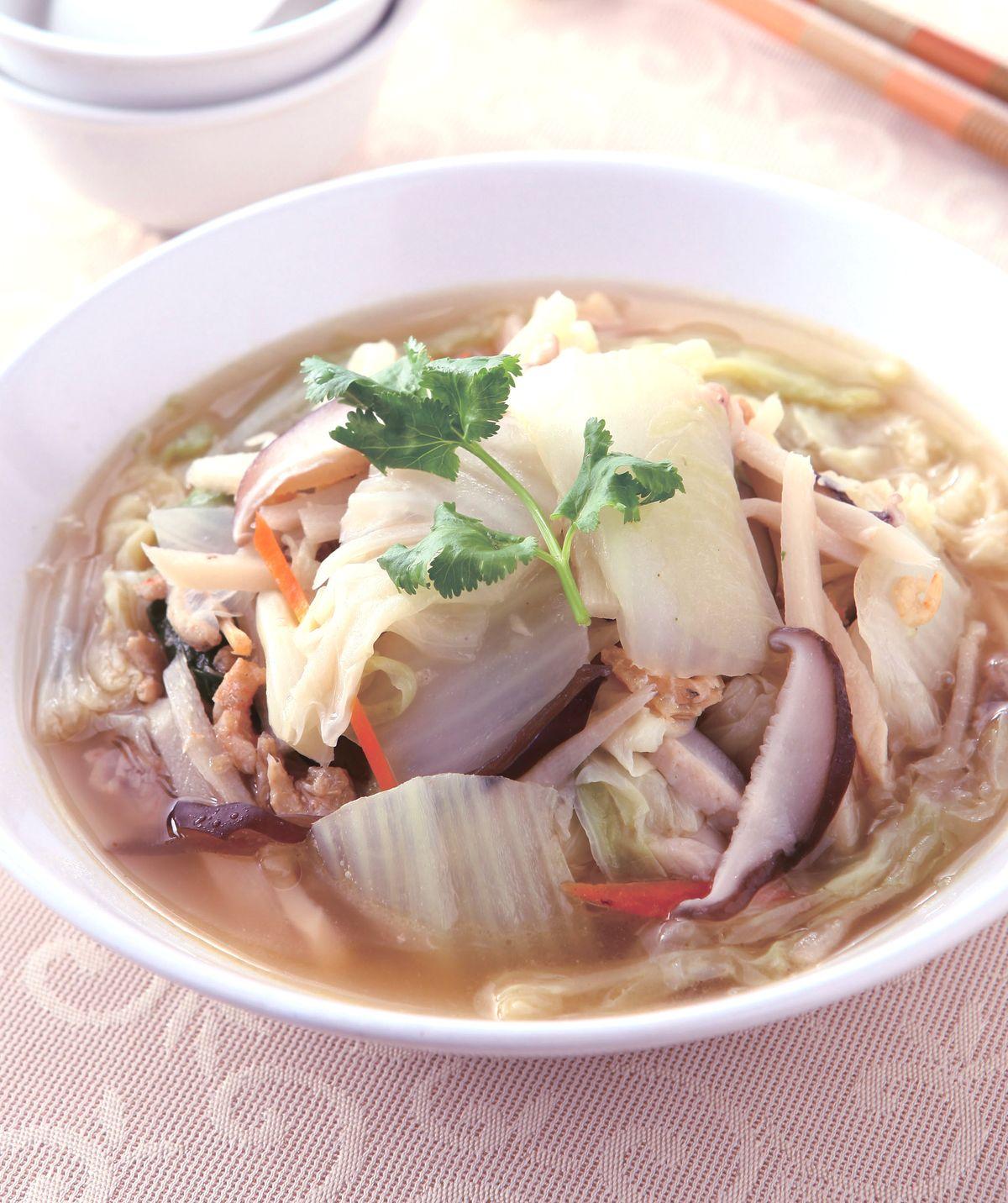 食譜:開陽白菜(14)