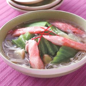 雞汁燴芥菜(1)