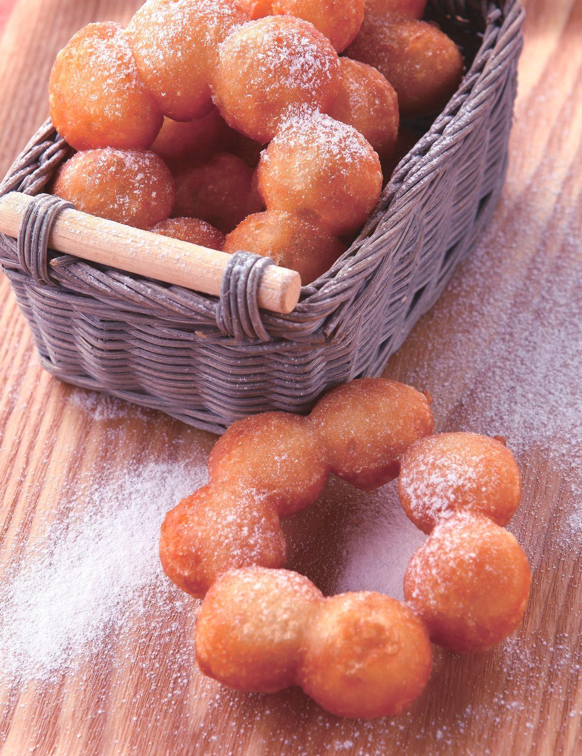 食譜:QQ甜甜圈