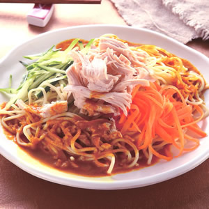 咖哩涼麵(1)