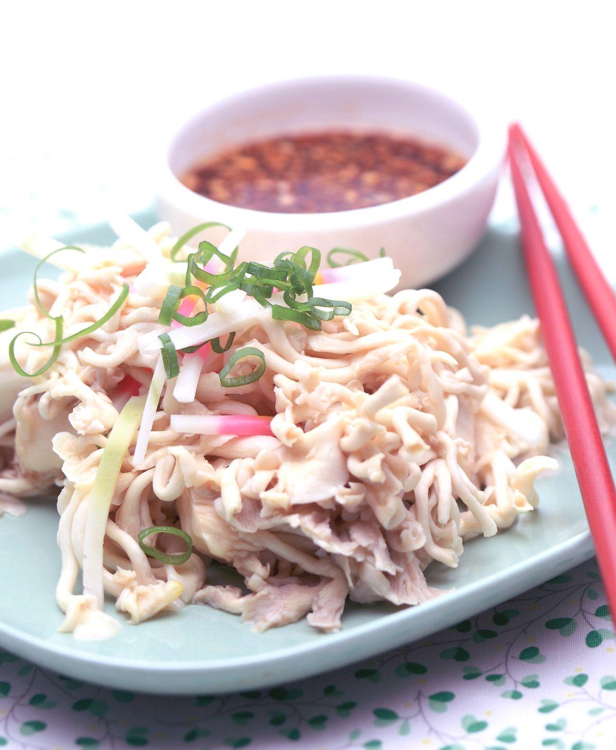 食譜:蒜蓉珊瑚菇