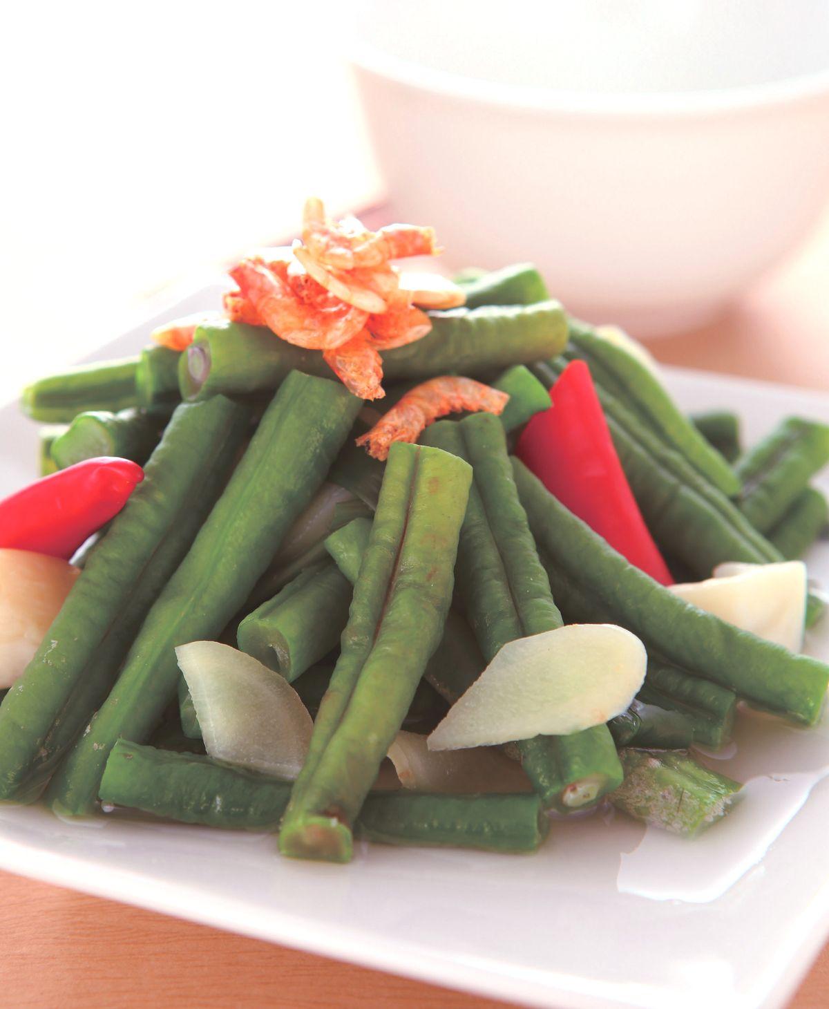 食譜:鹽水滷菜豆