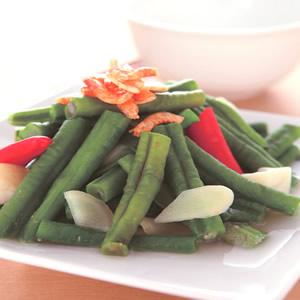 鹽水滷菜豆