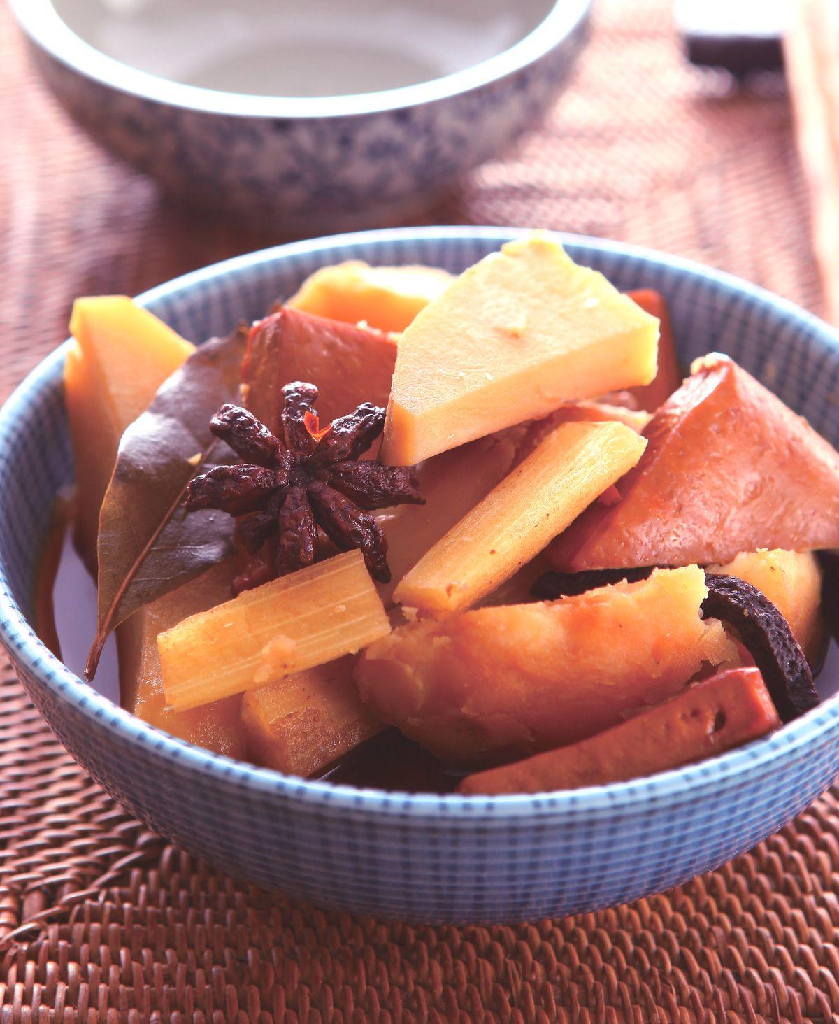 食譜:豆乾馬鈴薯