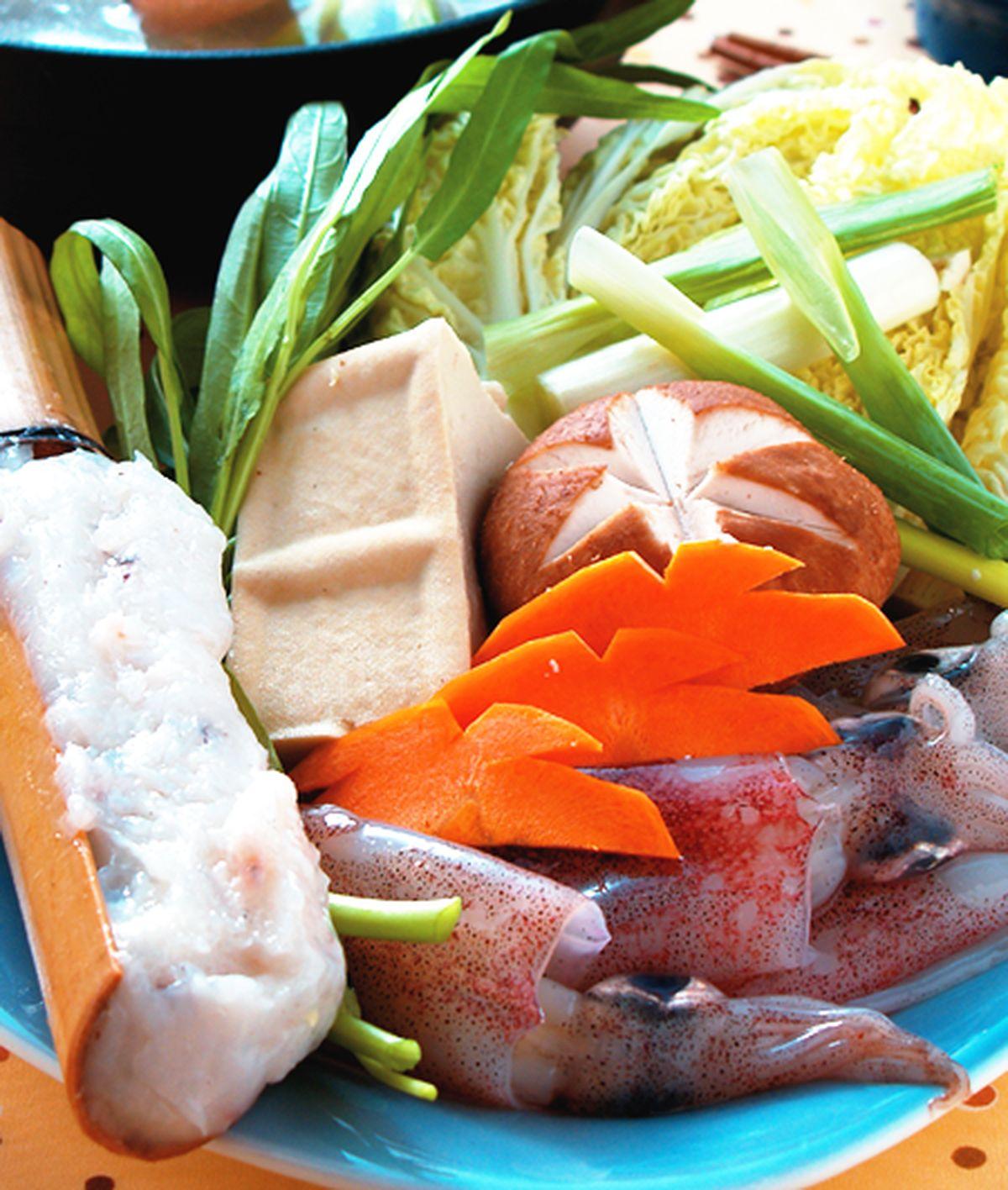 食譜:台式鮮小卷涮涮鍋