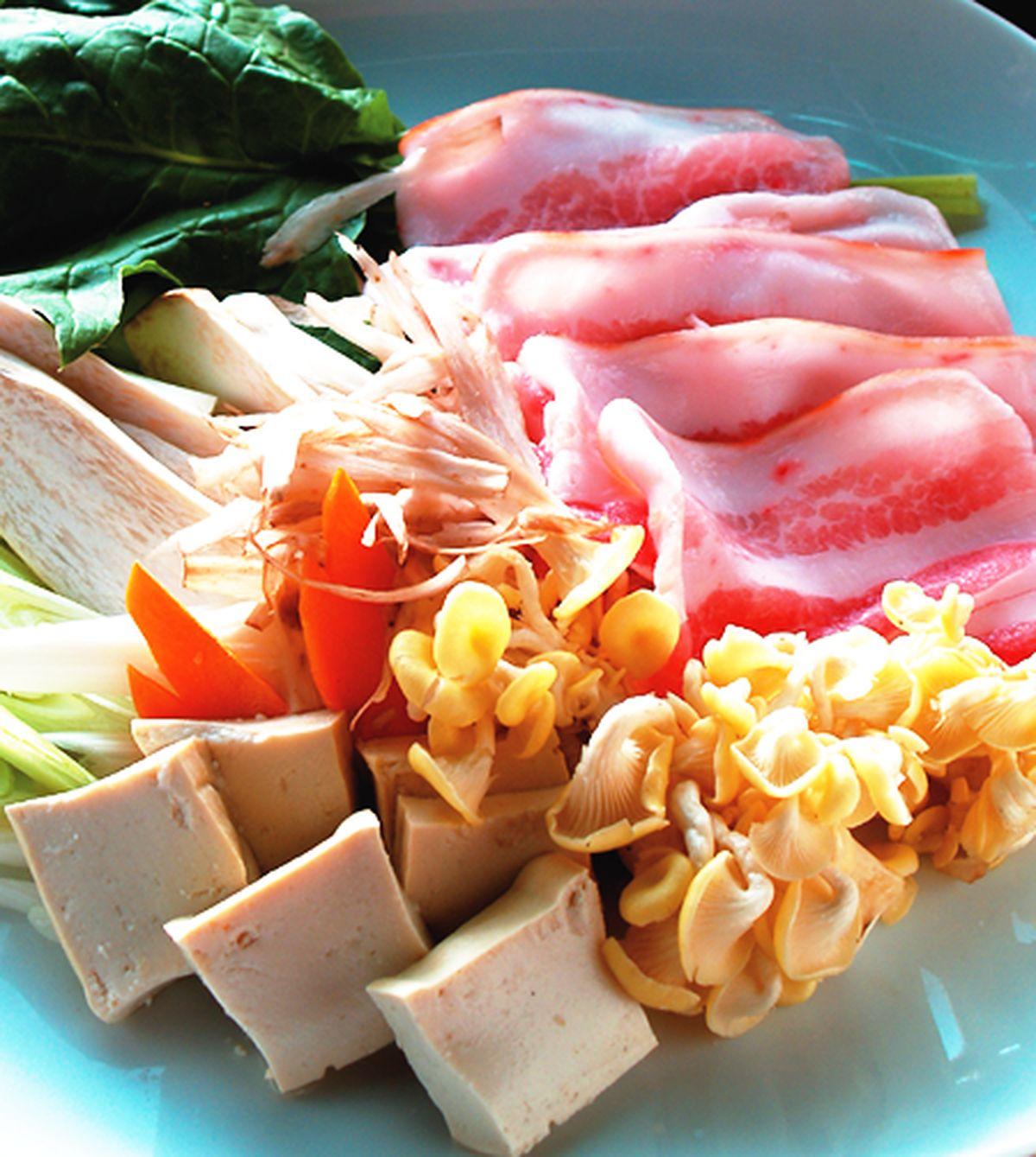 食譜:日式涮涮鍋