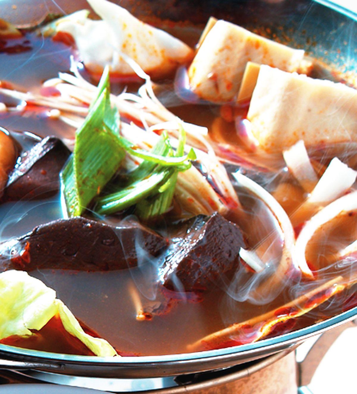 食譜:麻辣毛肚涮涮鍋
