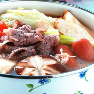 蕃茄牛肉鍋