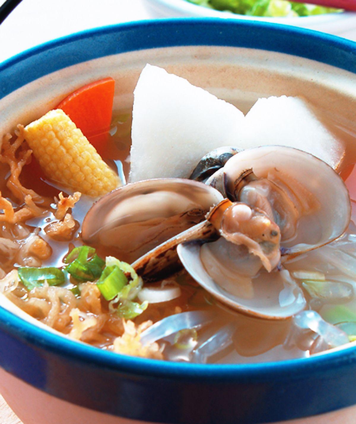 食譜:低脂蔬菜鍋