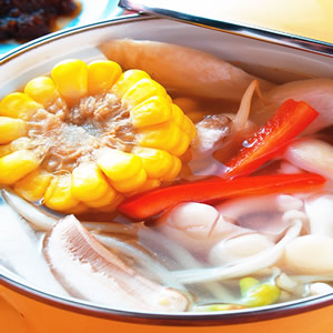 素食養生鍋
