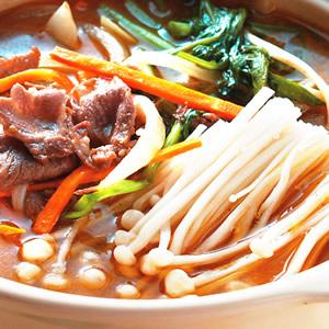 沙茶羊肉鍋(1)