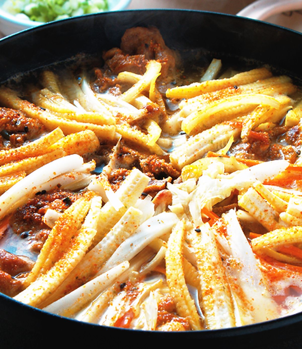 食譜:咖哩羊肉鍋