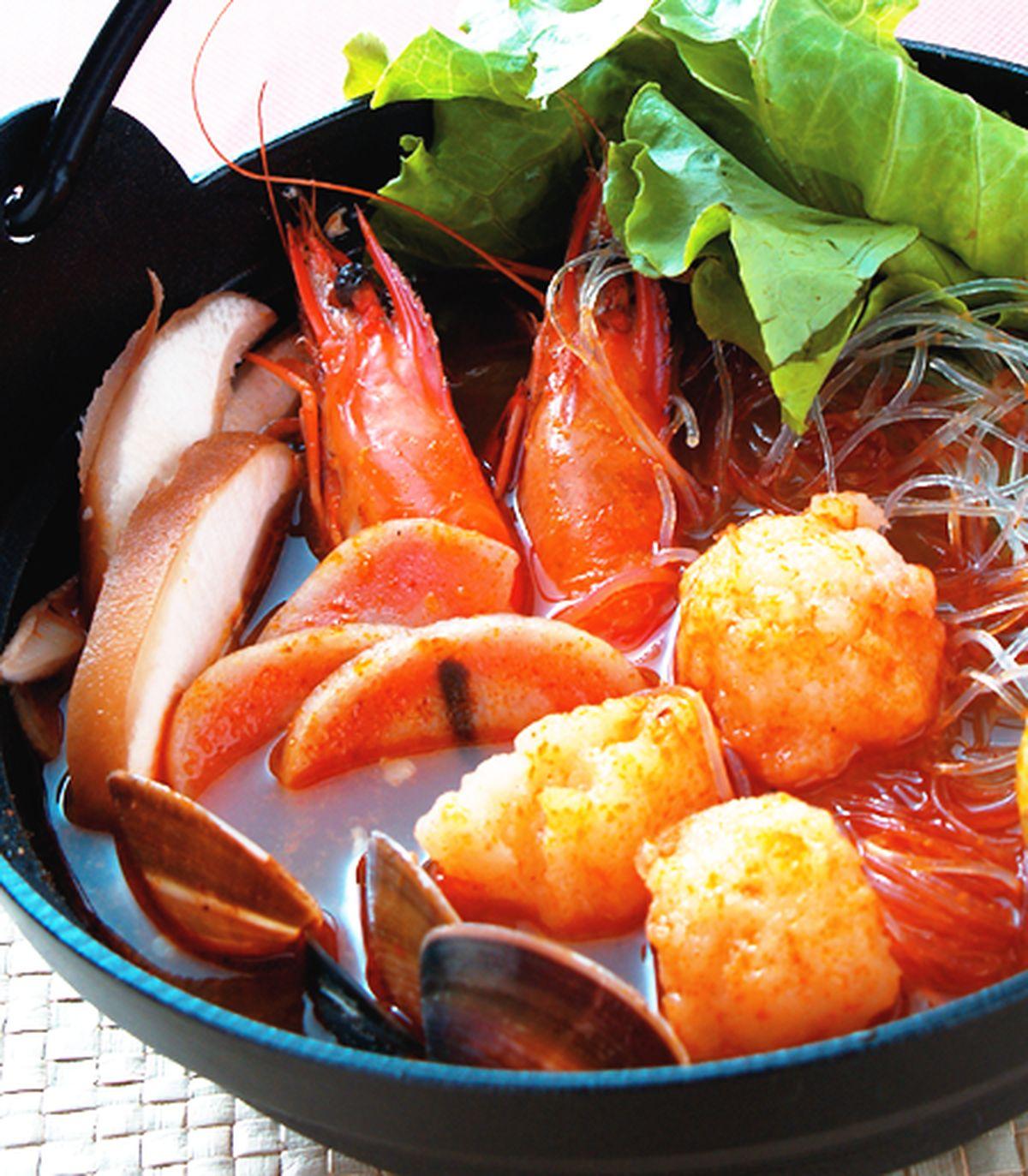 食譜:泰式酸辣鍋(2)