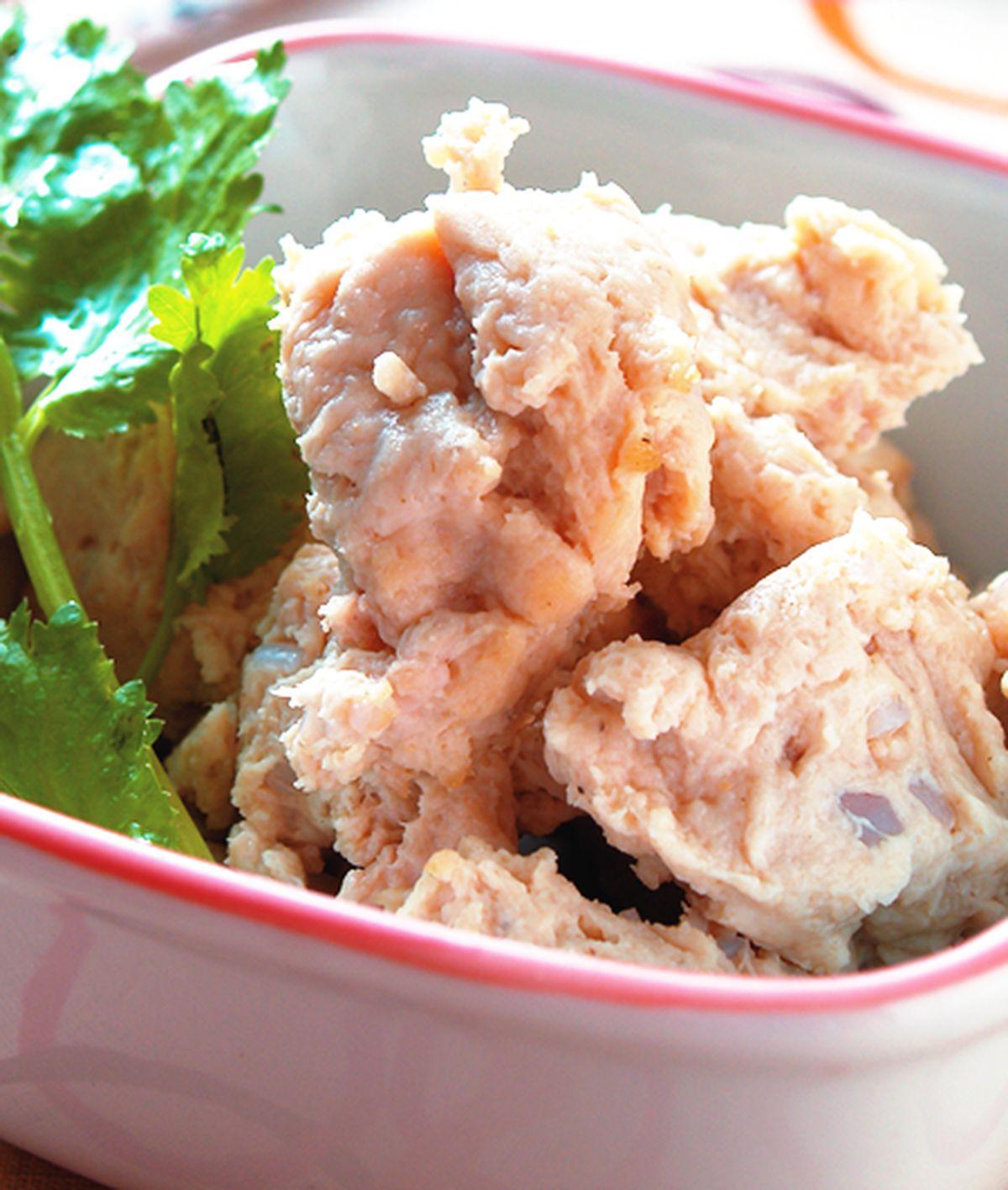 食譜:雞肉丸