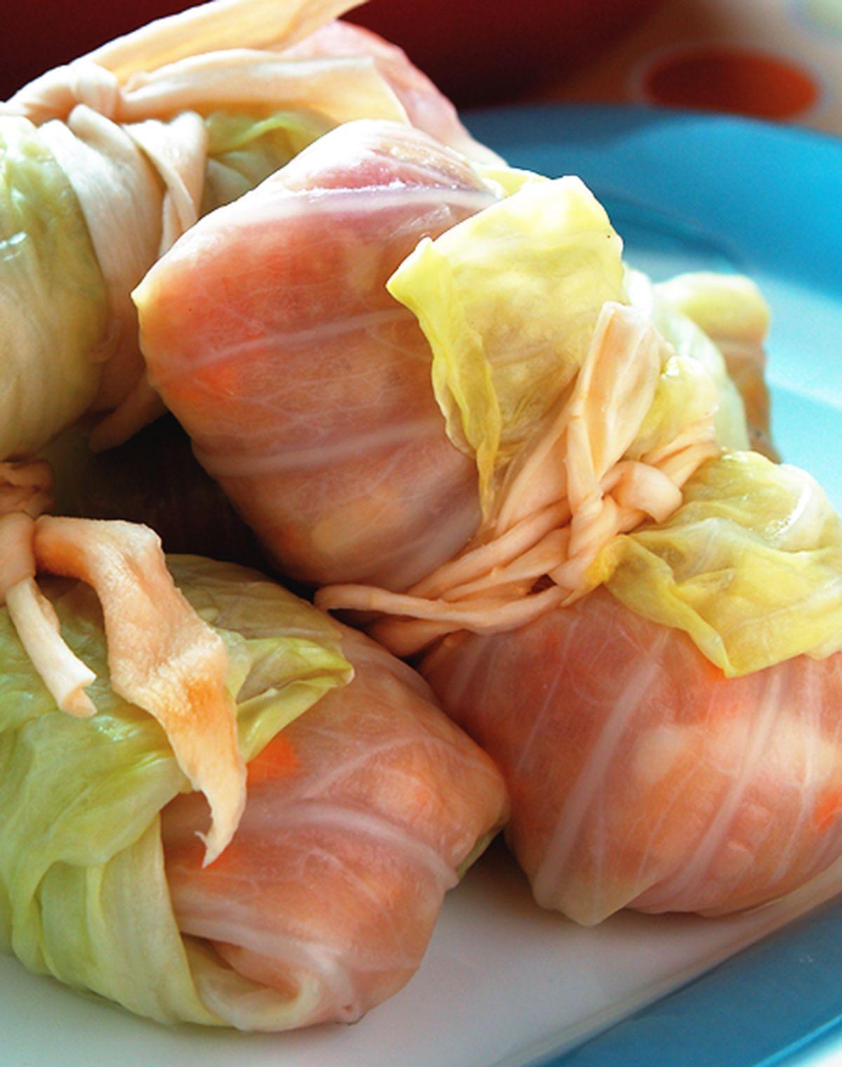 食譜:高麗菜捲