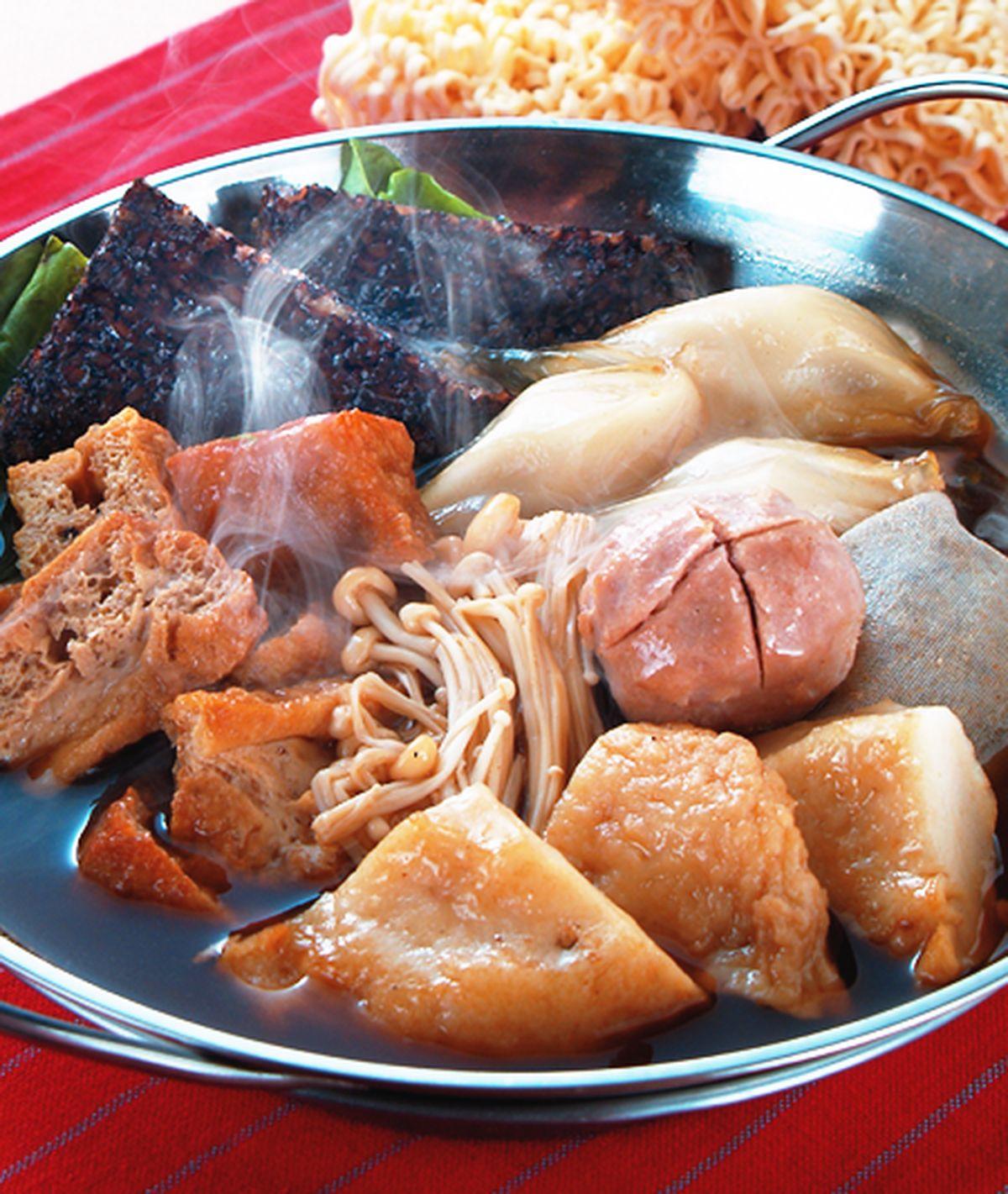 食譜:滷味鍋