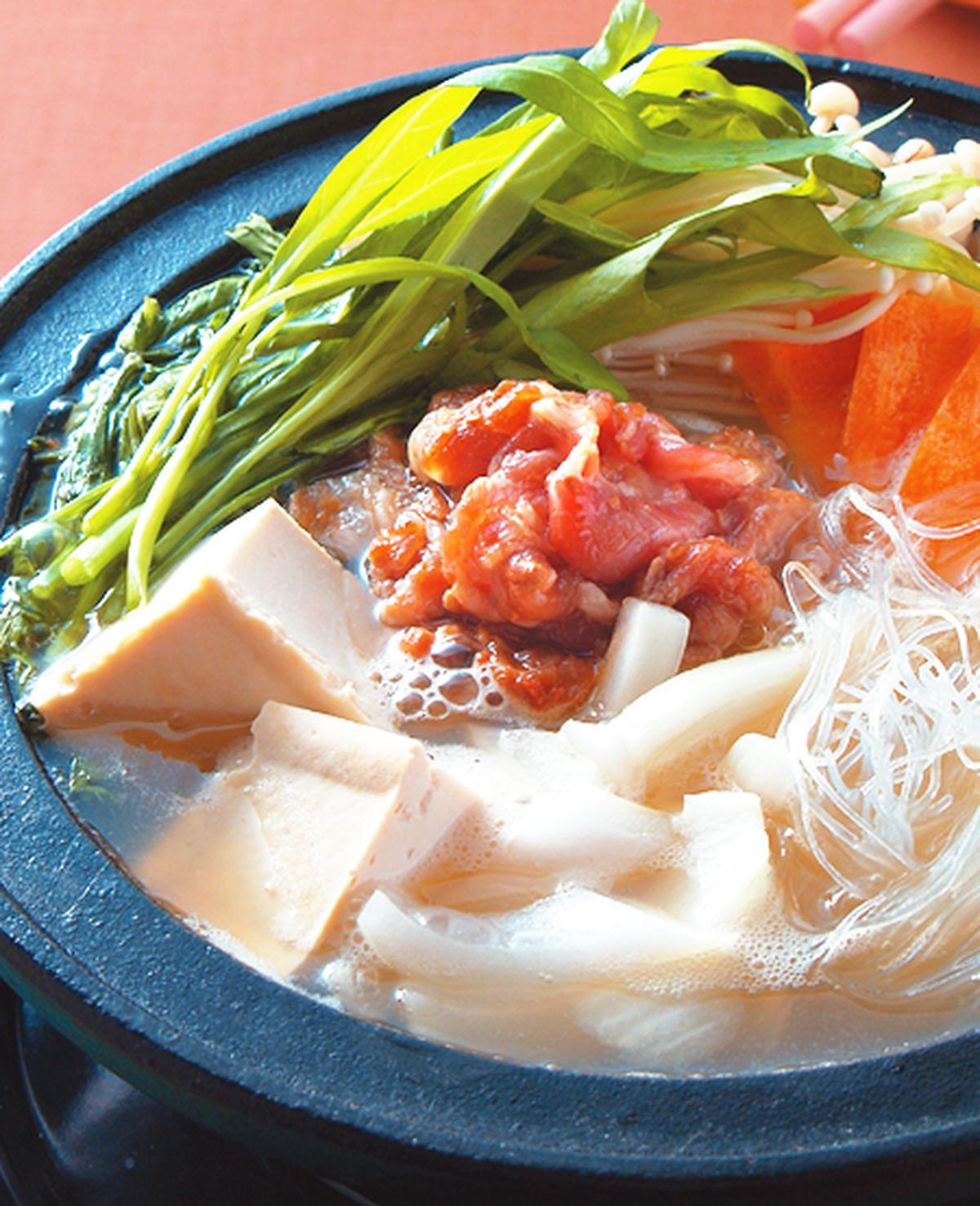 食譜:韓式燒肉鍋