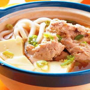 味噌雞丸子鍋