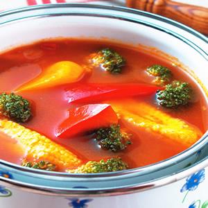 洋風蔬菜鍋