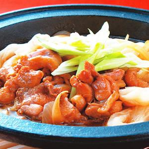 洋蔥雞肉鍋