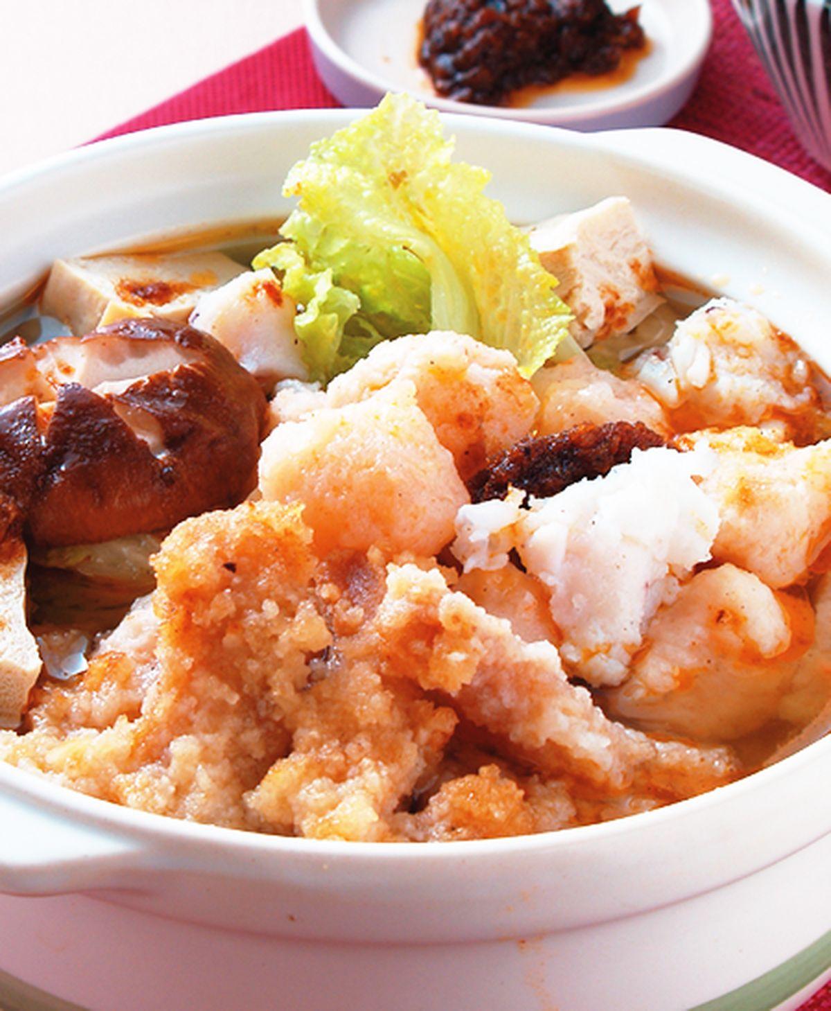 食譜:砂鍋魚塊