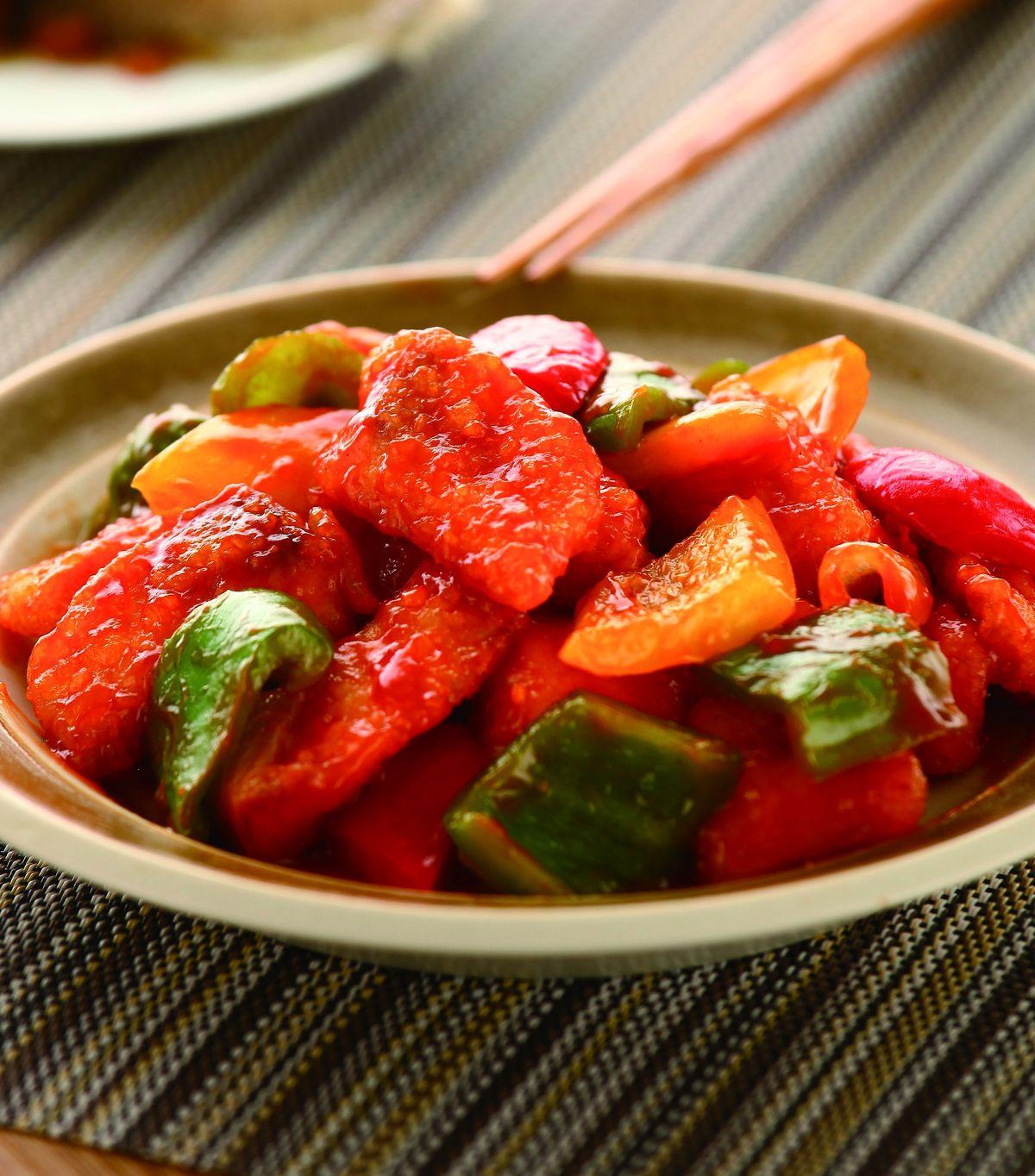 食譜:糖醋魚塊(1)
