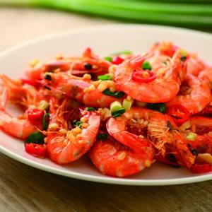 鹹酥蝦(2)