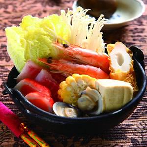 海鮮豆腐鍋(1)