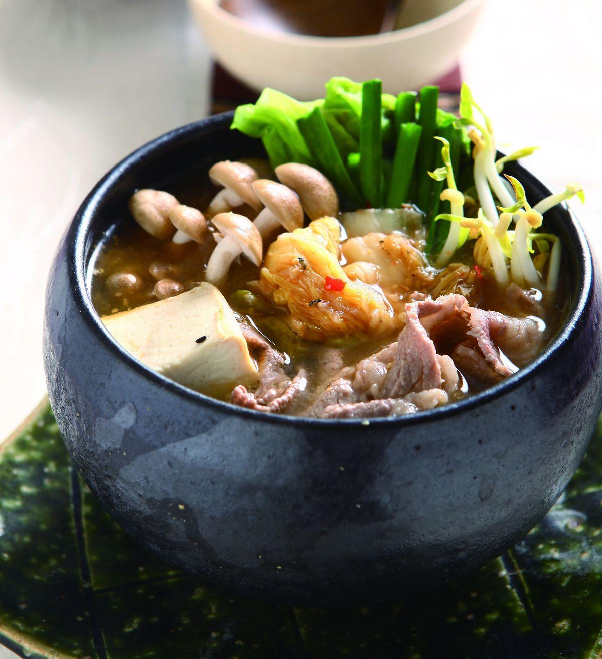 食譜:韓式泡菜鍋(3)