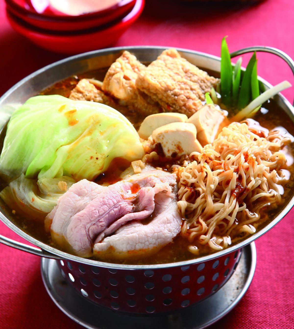 食譜:台式麻辣鍋