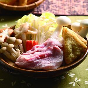 豆漿味噌鍋