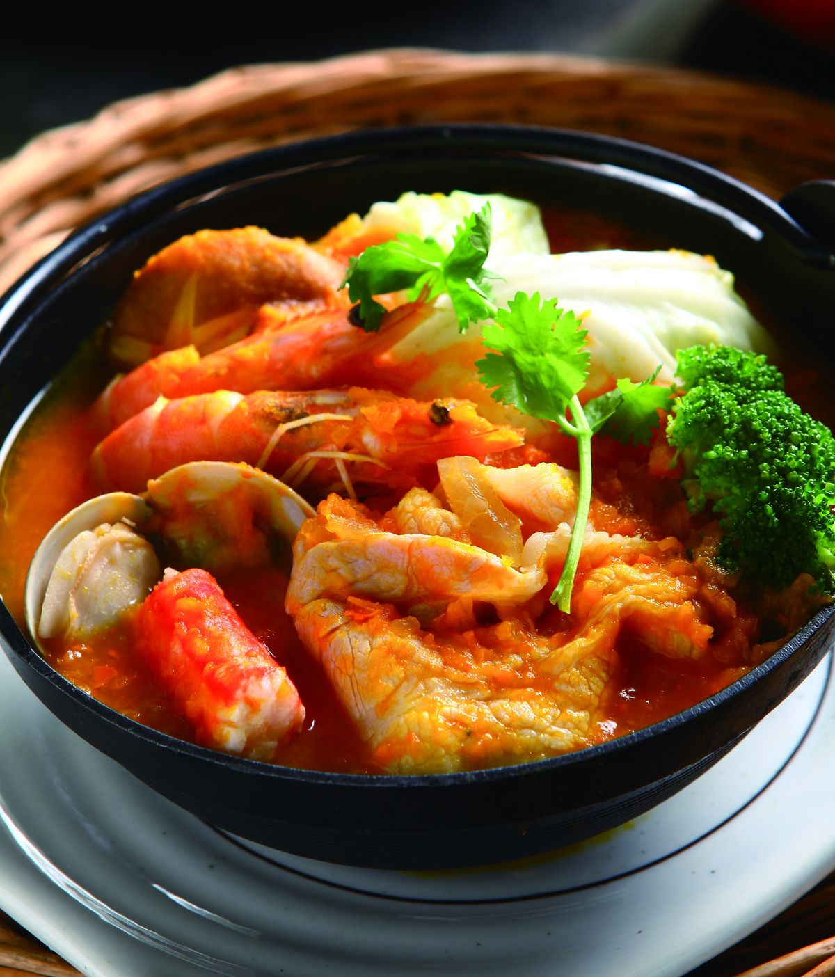 食譜:黃金南瓜鍋