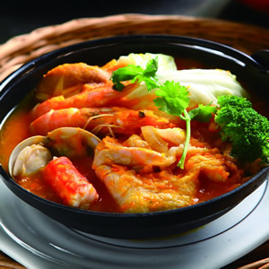 黃金南瓜鍋