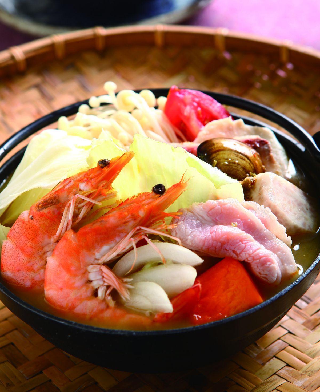 食譜:南洋椰奶鍋