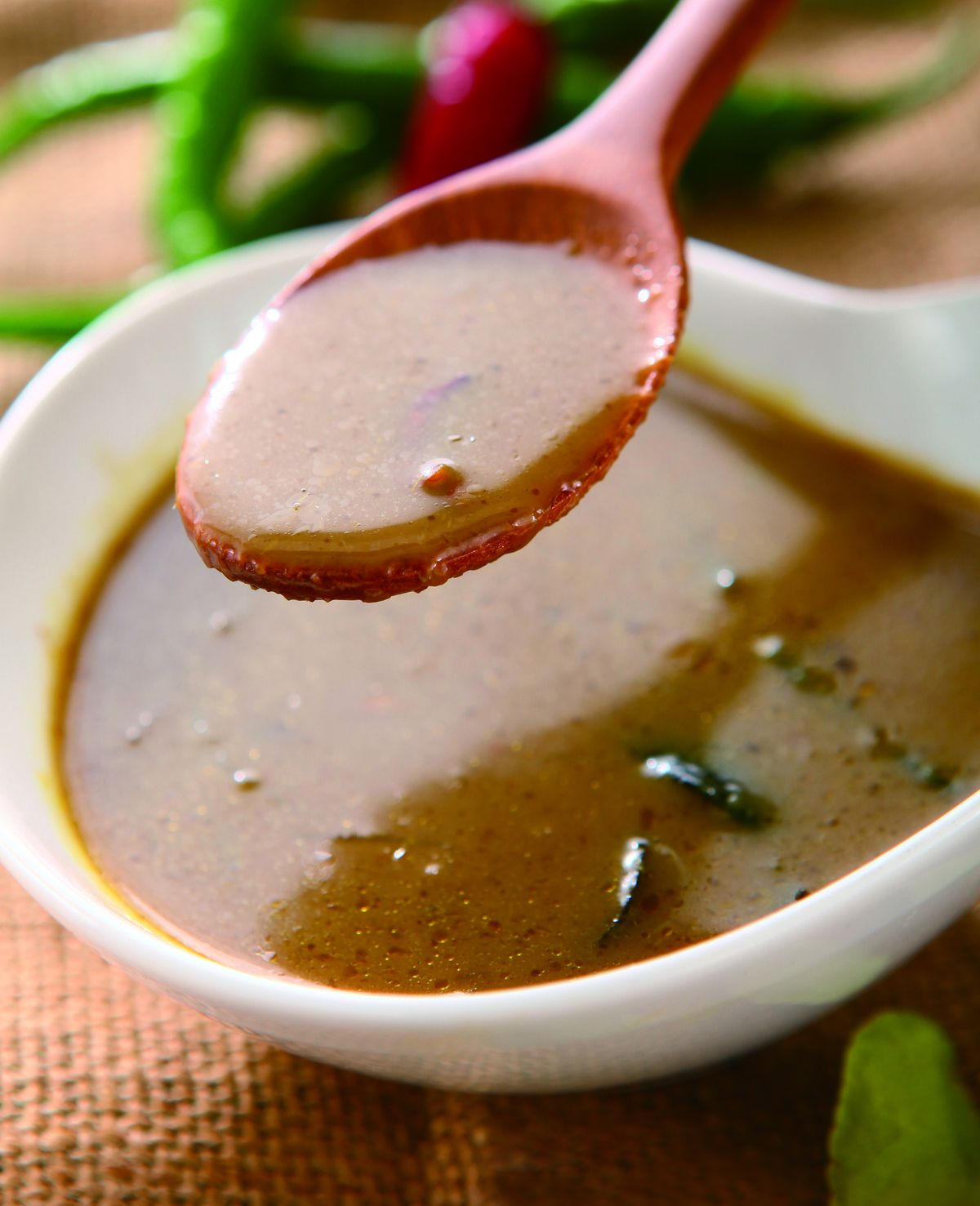 食譜:泰式咖哩醬