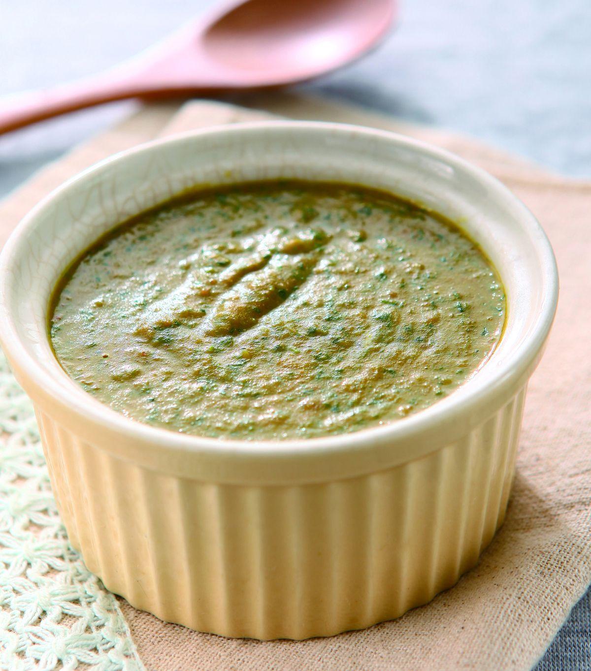 食譜:蔬菜起司咖哩醬