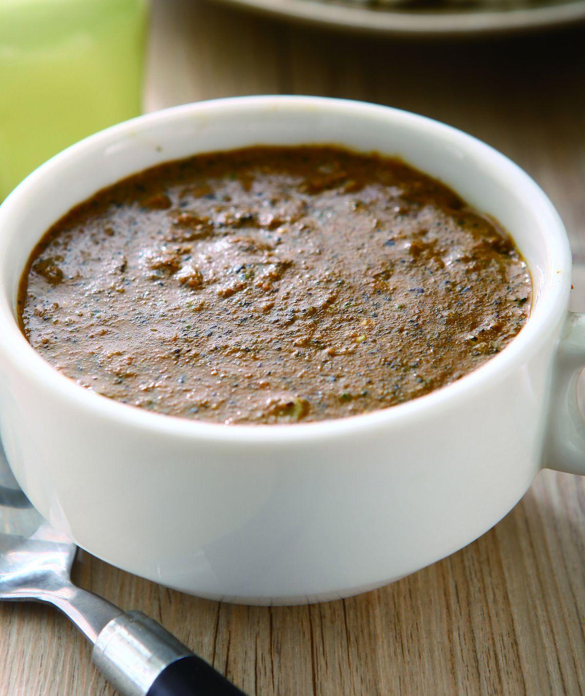 食譜:堅果咖哩醬