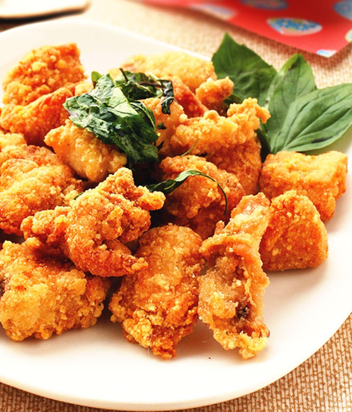 食譜:腐乳雞丁