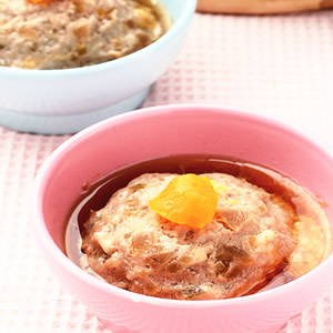 蛋黃蒸肉(1)