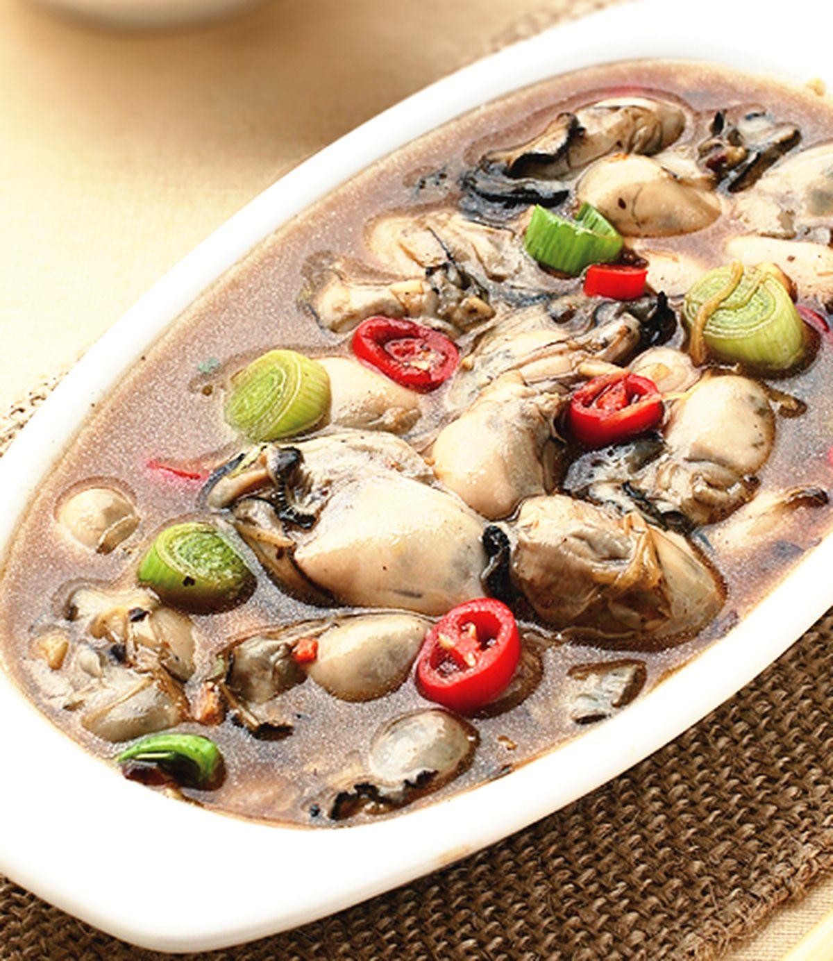 食譜:豆豉鮮蚵