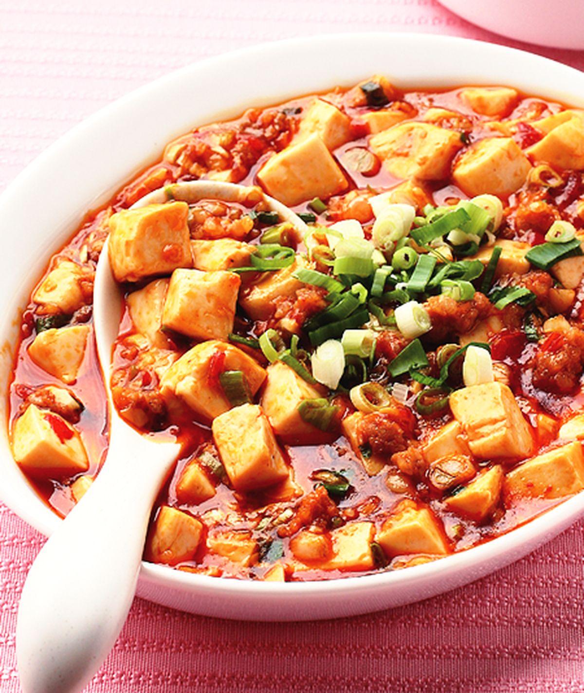 食譜:麻婆豆腐(17)